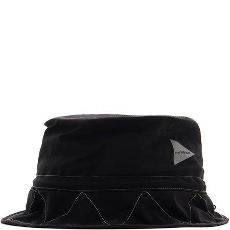 And Wander 60/40 Cloth Hat - Black