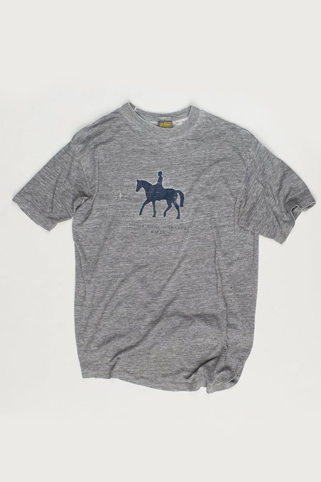 Lacausa Vintage Pony Club Tee