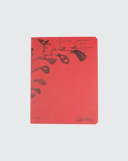 Postalco Notebook A5 Calder Foundation