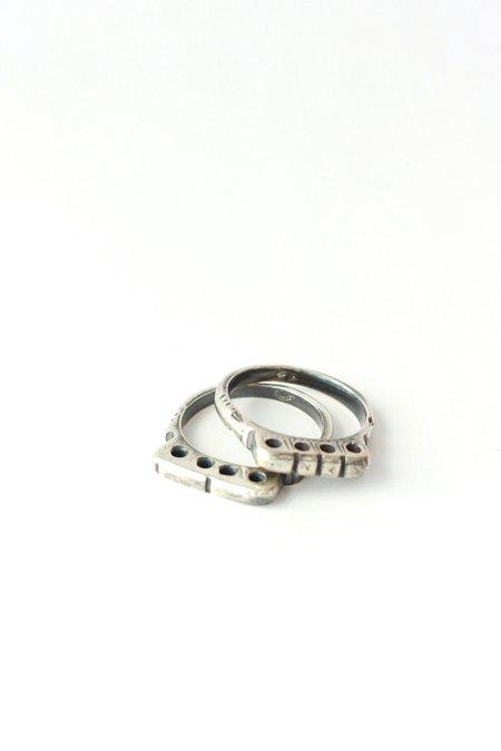 Ariana Boussard-Reifel Mauralia Ring set in Sterling