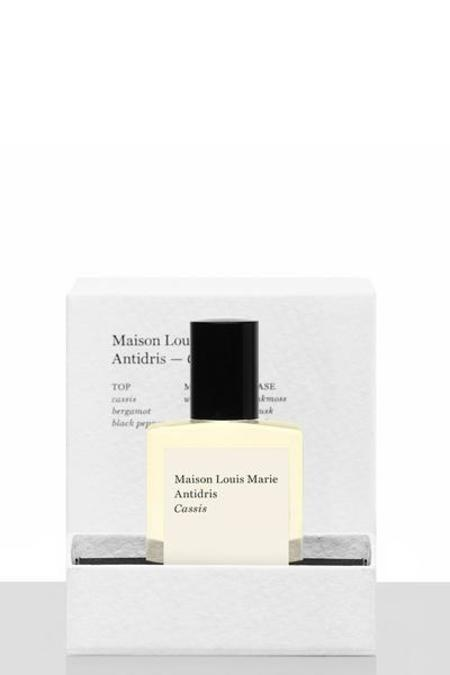 Maison Louis Marie Antidris Cassis in Perfume Oils