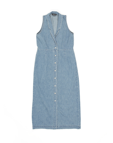 Ilana Kohn Meri Dress in Denim
