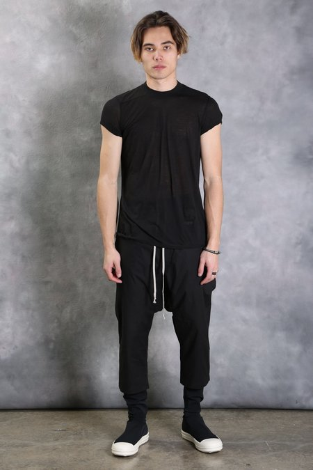 Rick Owens Drkshdw SS Crew Level Short T-Shirt