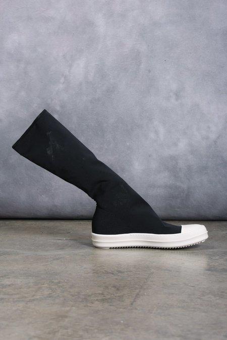 Rick Owens Drkshdw Woven Sock Sneaker