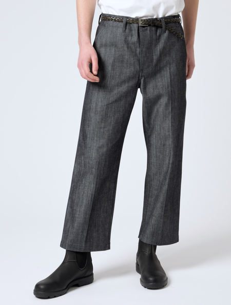 Other Felix Chambray Denim Trouser