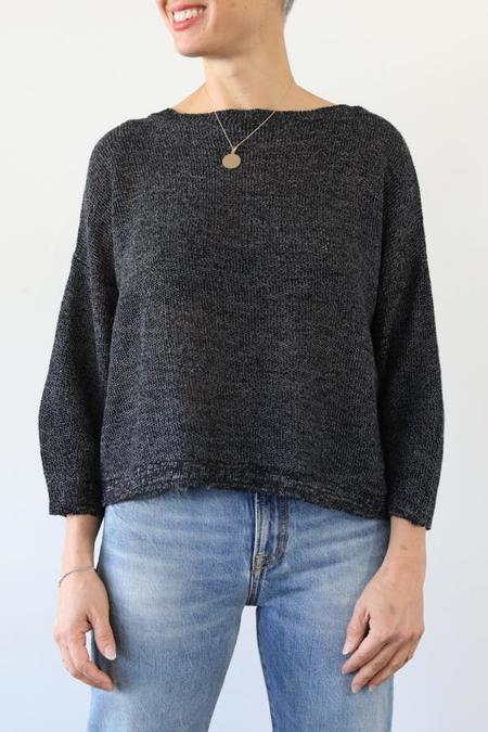 Pomandere Linen Sweater
