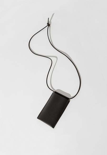 Building Block iPhone Sling (L) in Black
