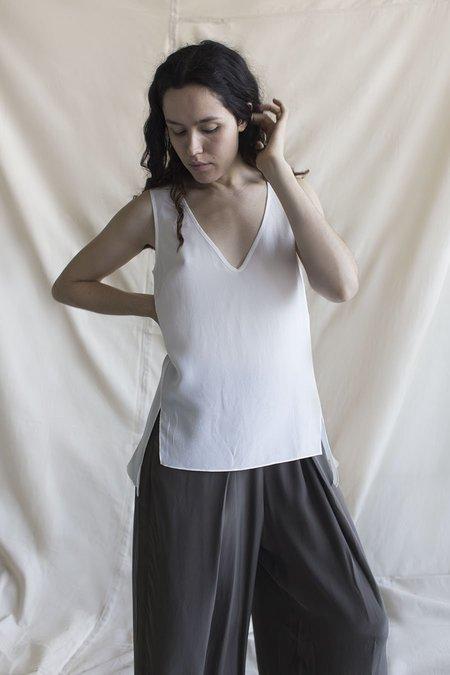 Vincetta Roan Tank - Bone