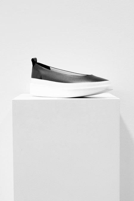 Wite Slipon Shoe