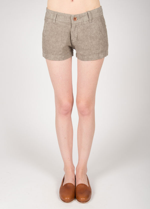 The West is Dead Chino Short•