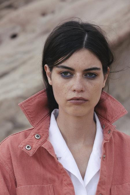 Carleen Ardmore Jacket - Red