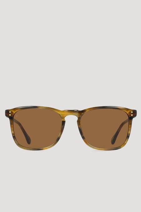 Raen Optics Wiley Sunglasses in Sand Dune