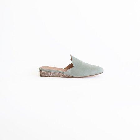 Vamp Shoes KK Dodds Vienna Azzurro