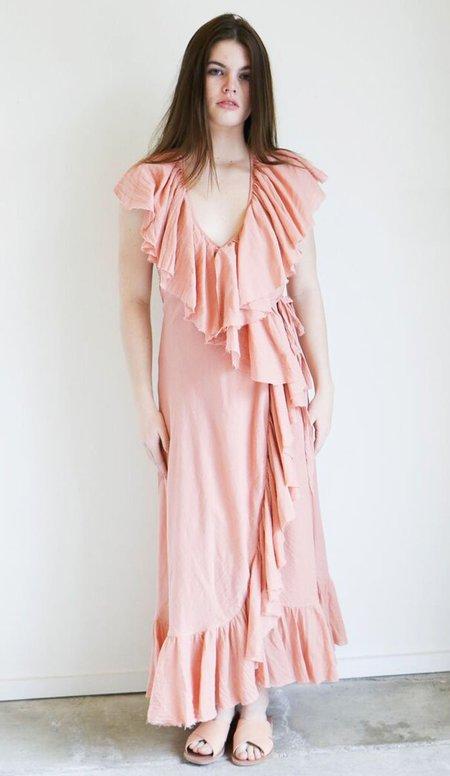 Loup Charmant Callela Dress in Rose