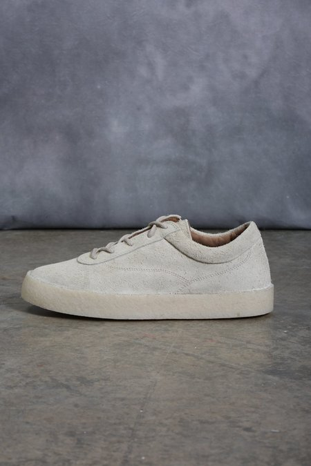YEEZY Thick Shaggy Suede Sneaker