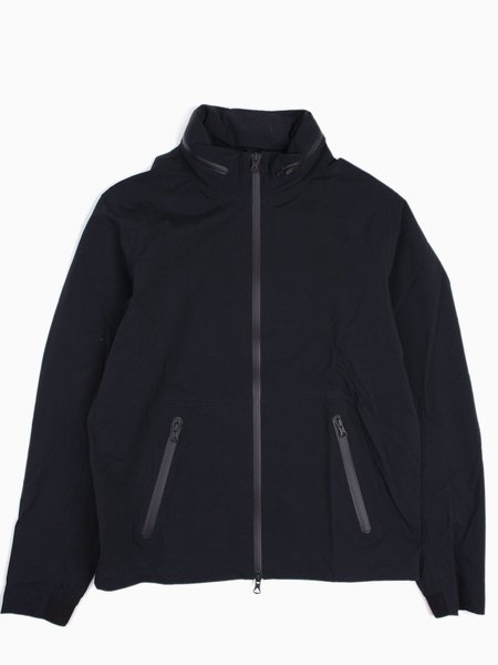 Reigning Champ Woven Stretch Nylon N279 Stow Away Jacket - Black