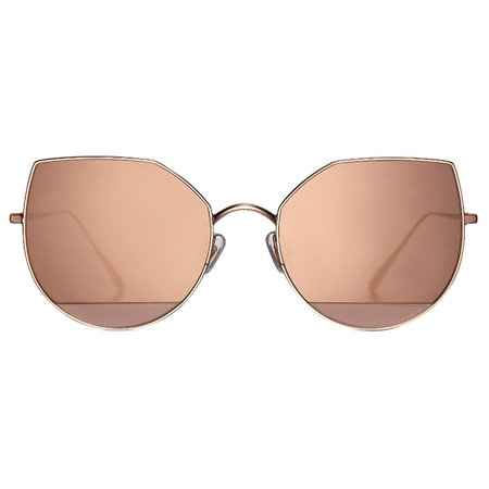 Gentle Monster x Song of Style US101 Brown 58mm Sunglasses