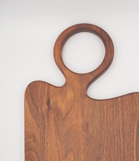 FOLK: Walnut Cutting Board