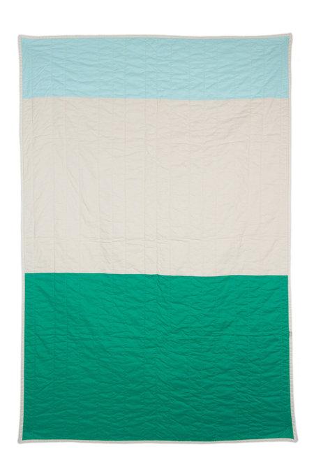 Saint Helen Color Block Quilt