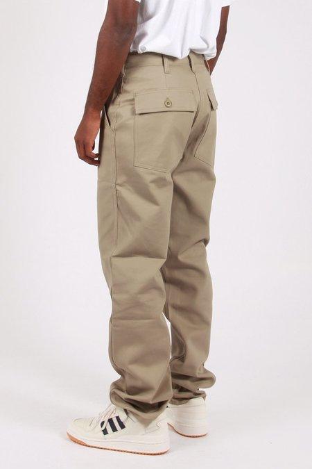 Stan Ray Taper Fit 4 Pocket Fatigue - khaki twill