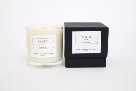 Coven Candles No. 4 Candle