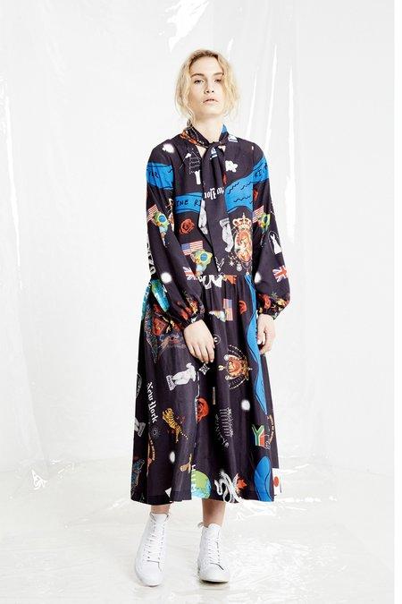 SALASAI EVITA DRESS