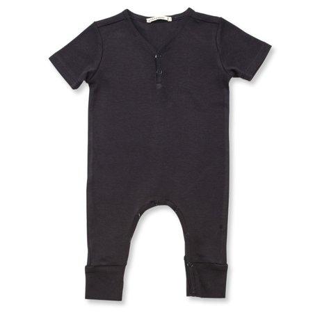 Kids Tane Organics Short Sleeve Coverall - Root