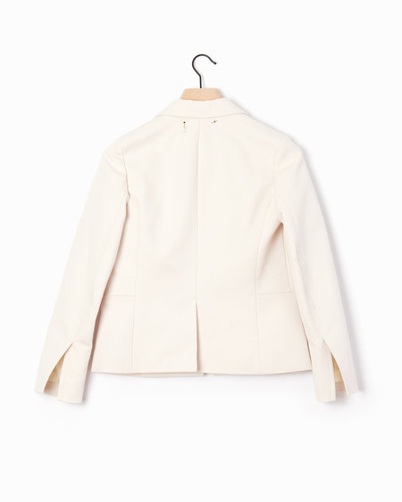 Carven Embroidered Oiseaux Blazer