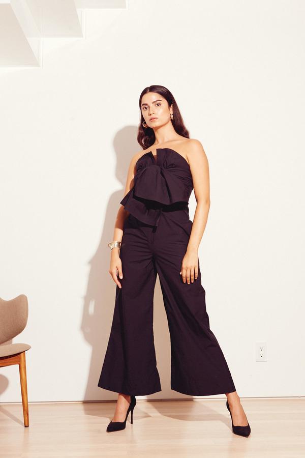 Kamperett Vuelo Jumpsuit in Black