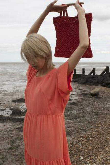 LF Markey Richard Dress - Coral