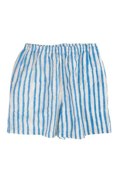 PO-EM Ladybug Shorts - Blue Horizon