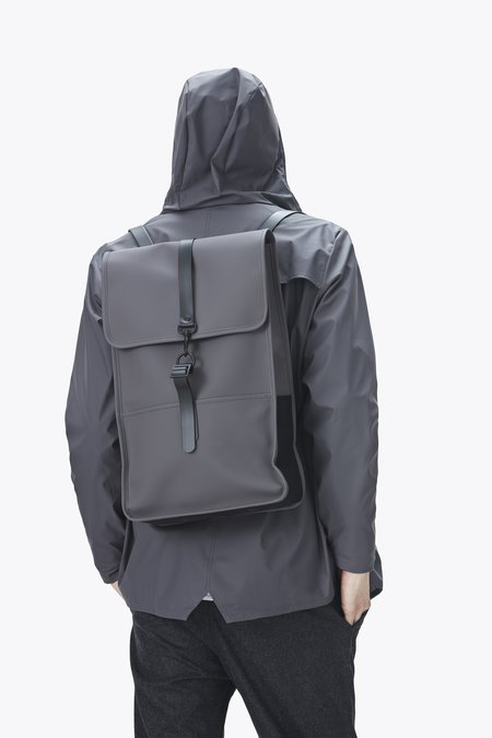Rains Backpack - Smoke