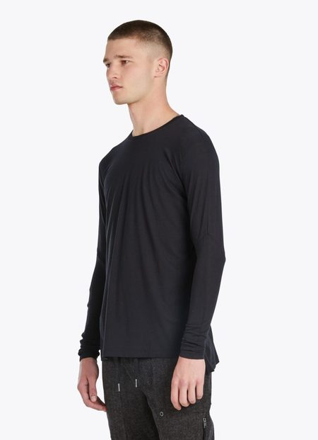 Zanerobe Flintlock Long Sleeve T-Shirt - Black