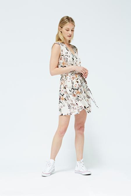 Lacausa Thistle Dress in Cream Dusk