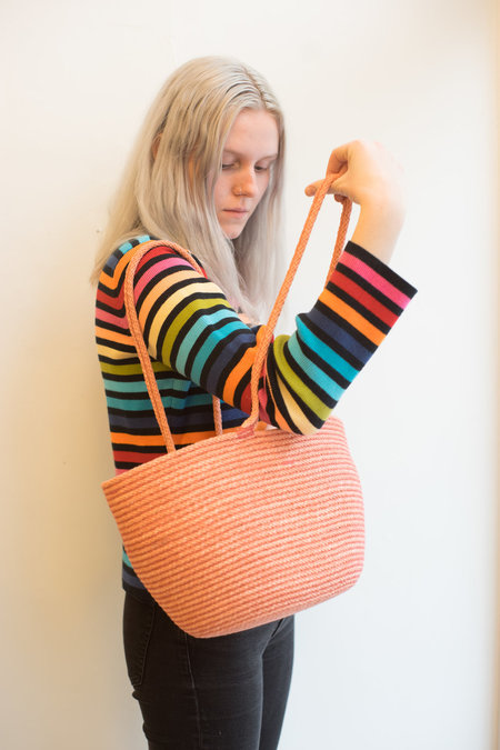 The Northern Market Rose Tote