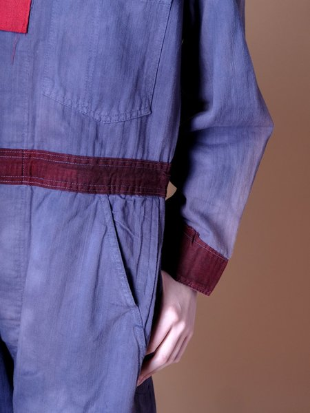 Shop Boswell VINTAGE REPAIRED COVERALLS