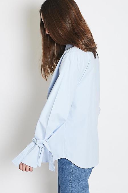 Just Female Elly Shirt - Kentucky Blue
