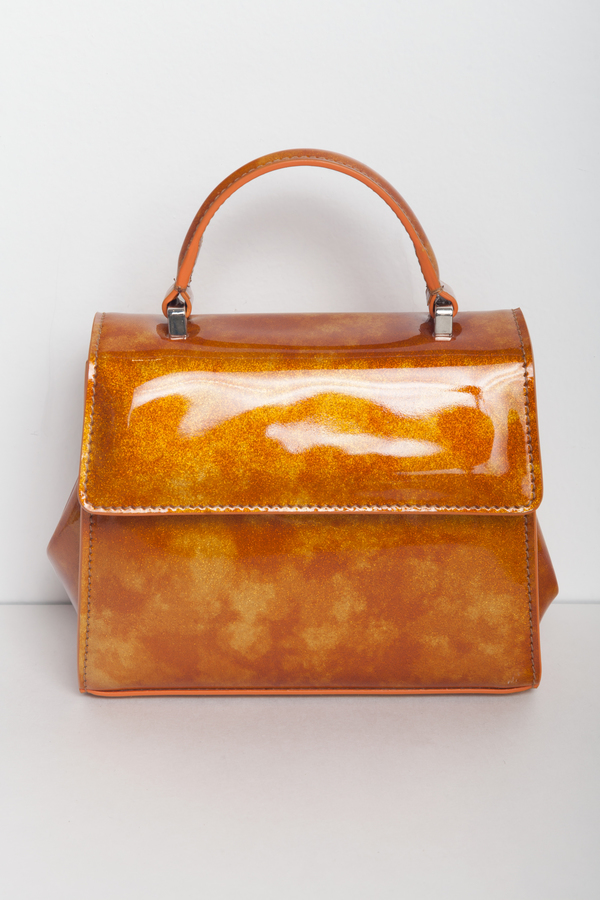 Maryam Nassir Zadeh Marlow Small in Flame Glitter