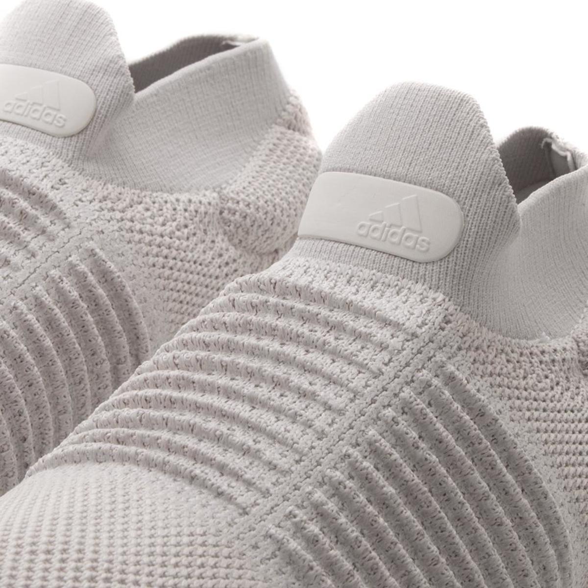 83872c2fec56 Adidas Ultraboost Laceless Sneakers - Chalk Pearl