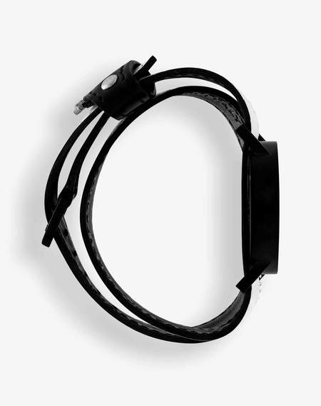 Unisex South Lane Avant Exposed Double Side Zip Watch