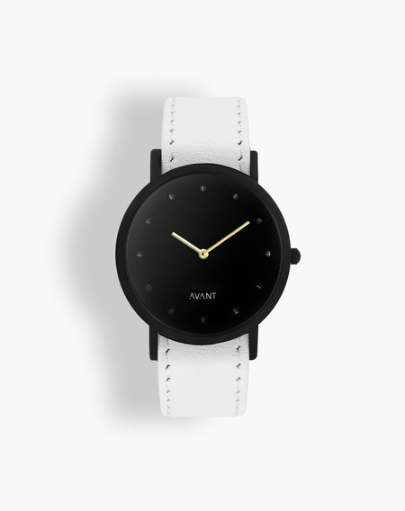 Unisex South Lane Avant Pure Watch - White