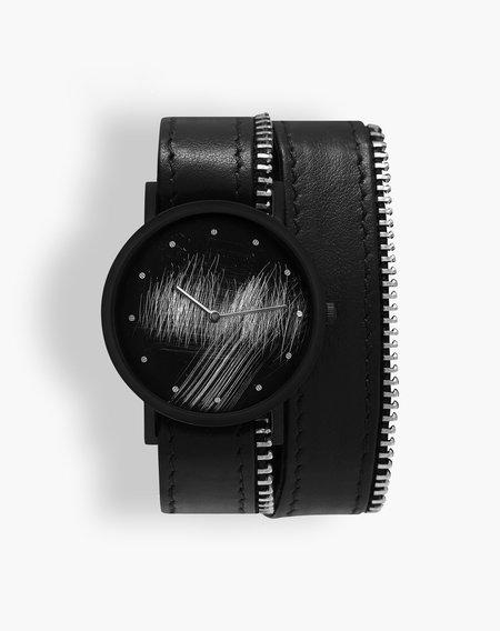 Unisex South Lane Avant Surface Double Side Zip Watch