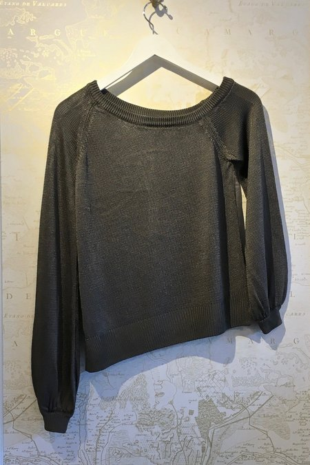 Michelle Mason Off the Shoulder Sweater