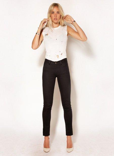 Imogene + Willie Imogene Slim Black Jeans