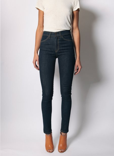 Imogene + Willie Imogene Slim Indigo Rinse Jeans