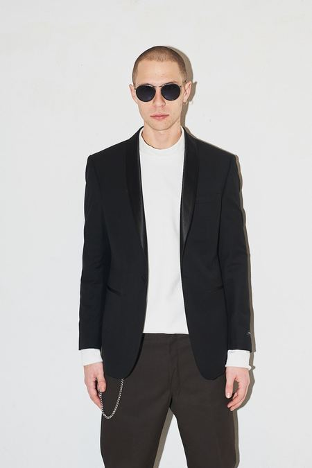 Assembly New York Assembly Mens Tux Blazer