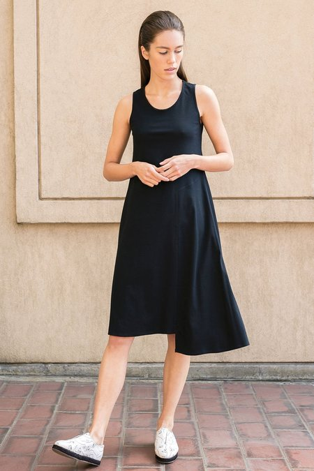 A.Oei Studio Jil Dress - Black