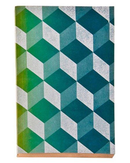 Astier de Villatte Geometric Medium Notebook