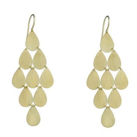 Irene Neuwirth Earrings - 9 Drop Chandelier