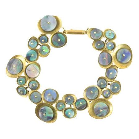 Ten Thousand Things Bracelet Opal 18K